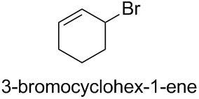 3-bromocyclohex-1-ene